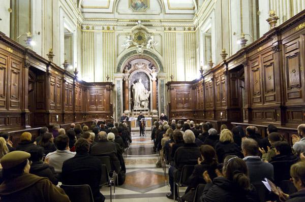 Concerti Spirituali Santa Maria In Vallicella Chiesa Nuova