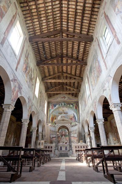 Arte e architettura – basilica ss. nereo-achilleo