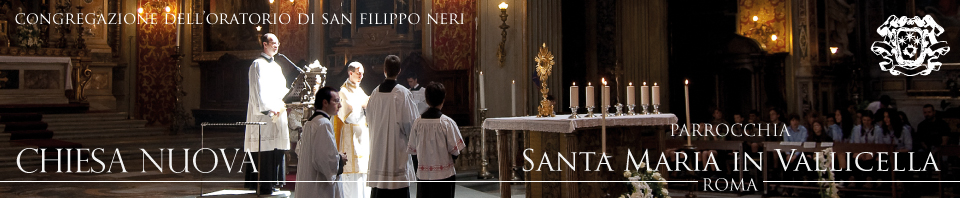 Santa Maria In Vallicella Chiesa Nuova