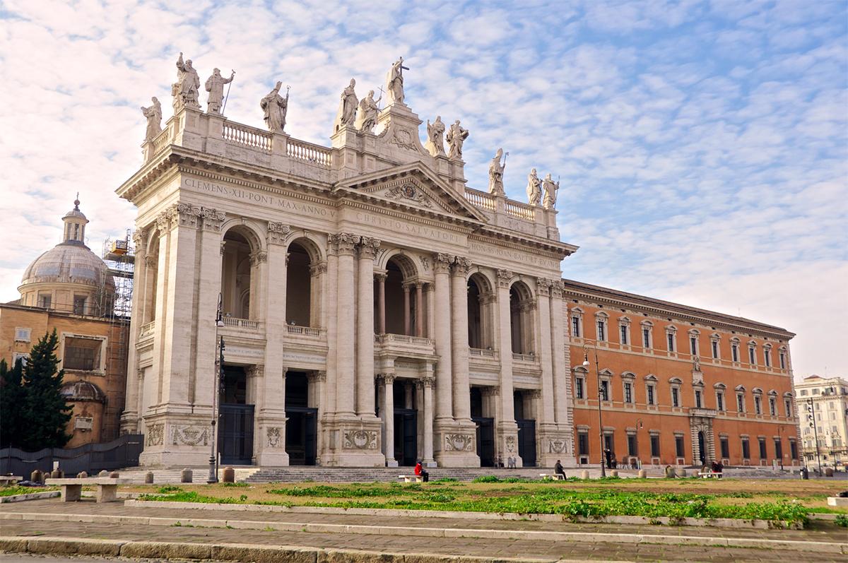 Decreto del cardinale vicario Angelo De Donatis dell'8 marzo 2020