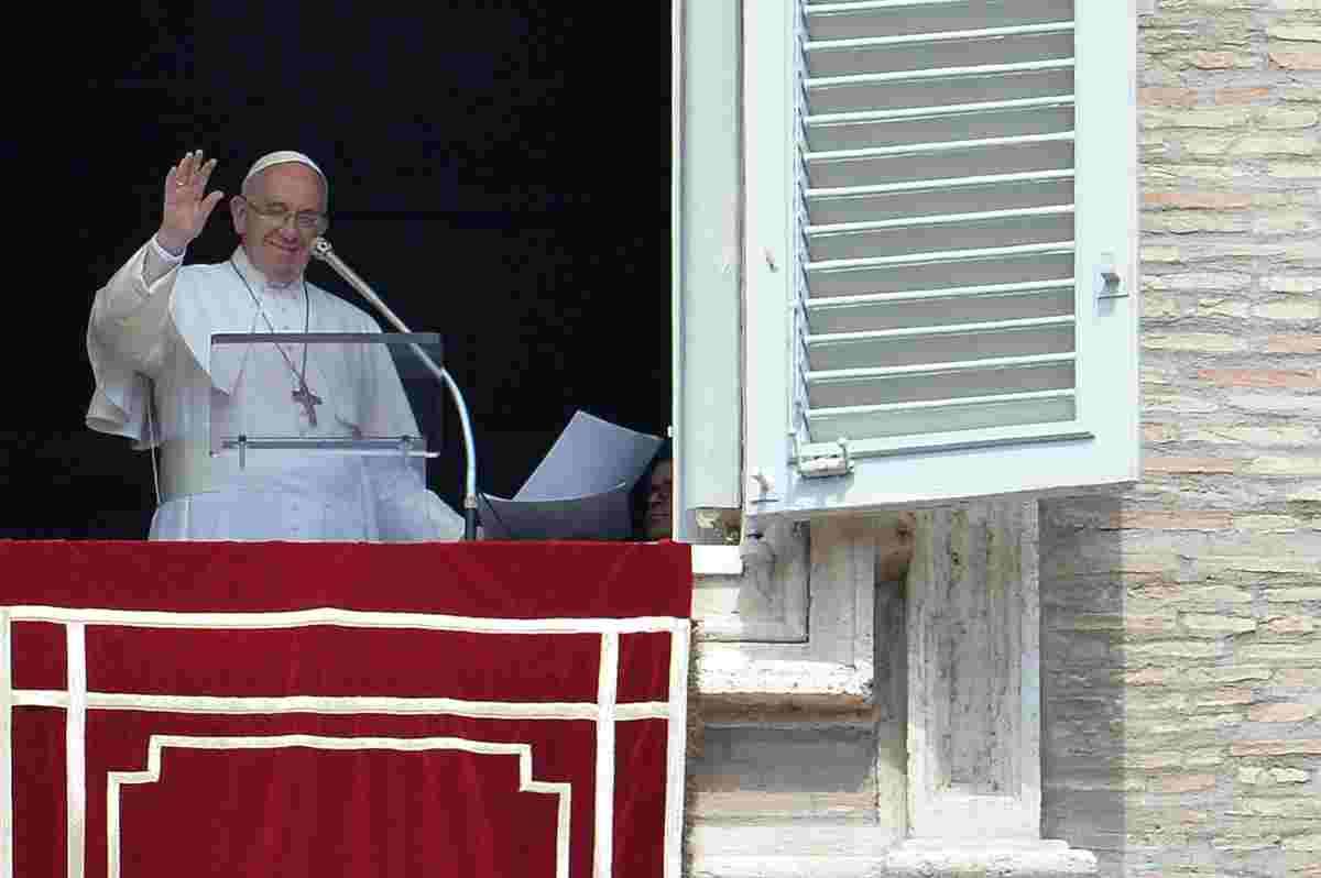 Santa Pasqua 2020. Regina Coeli con Papa Francesco.