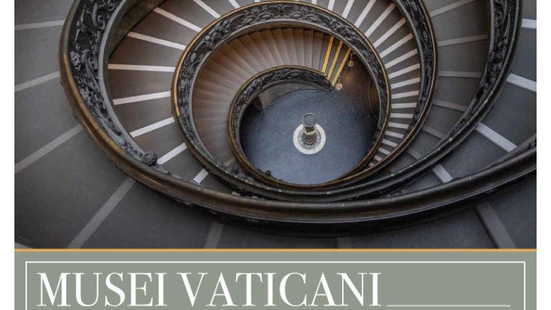 Martedì 16 novembre 18.30 – MUSEI VATICANI – Il Viaggio spirituale all'interno delle collezioni vaticane
